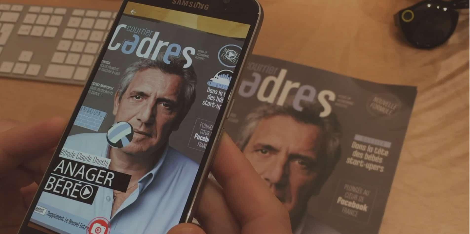 Snappress : l'imprimé connecté entre dans une nouvelle dimension
