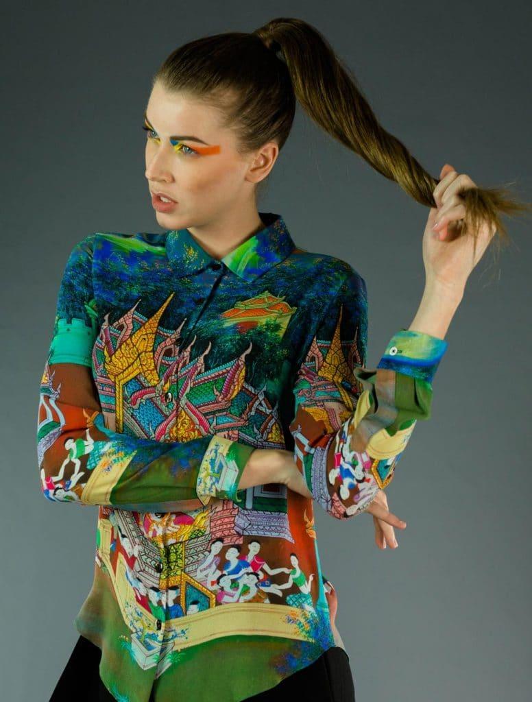 La marque Tô & Guy fabrique des vêtements personnalisés et sur-mesure à partir d'un avatar 3D