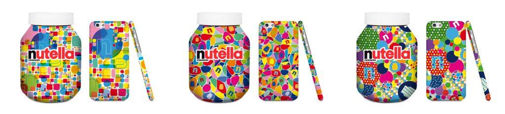 Nutella smartphones