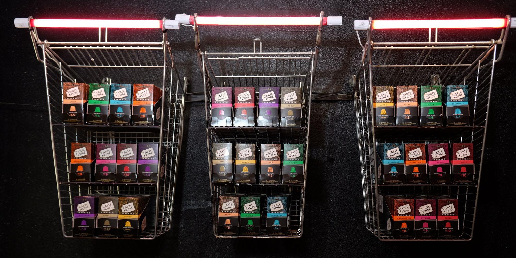 Black Supermarket 43 rue Notre Dame de Nazareth