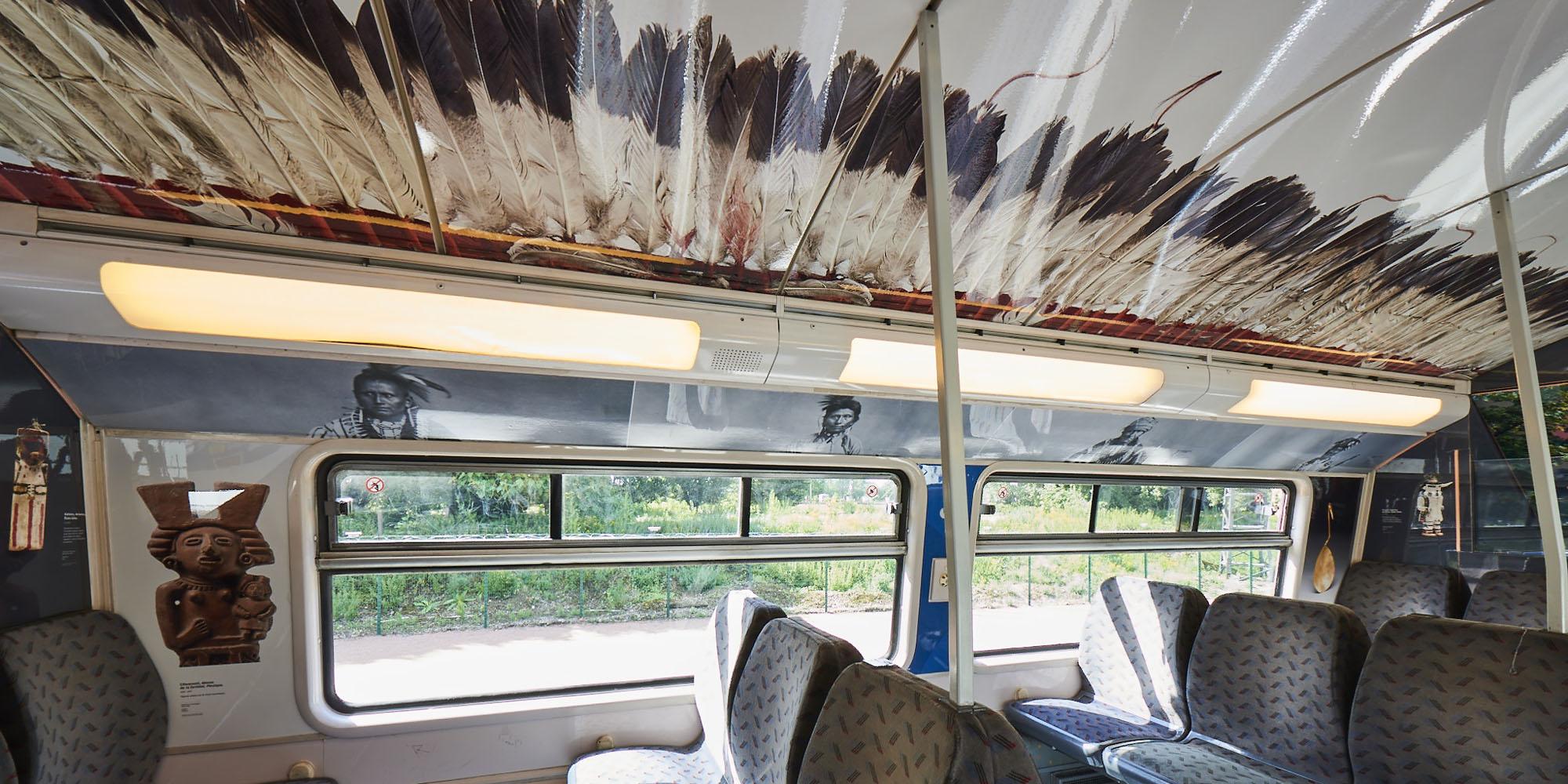 Train arts-civilisations RER
