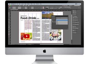SnapPress a créé un plugin pour le logiciel In Design, qui permet aux éditeurs de scénariser la réalité augmentée