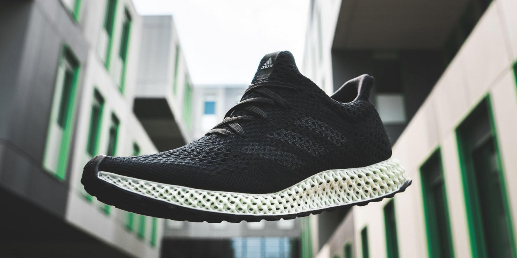 Adidas en impression 3D