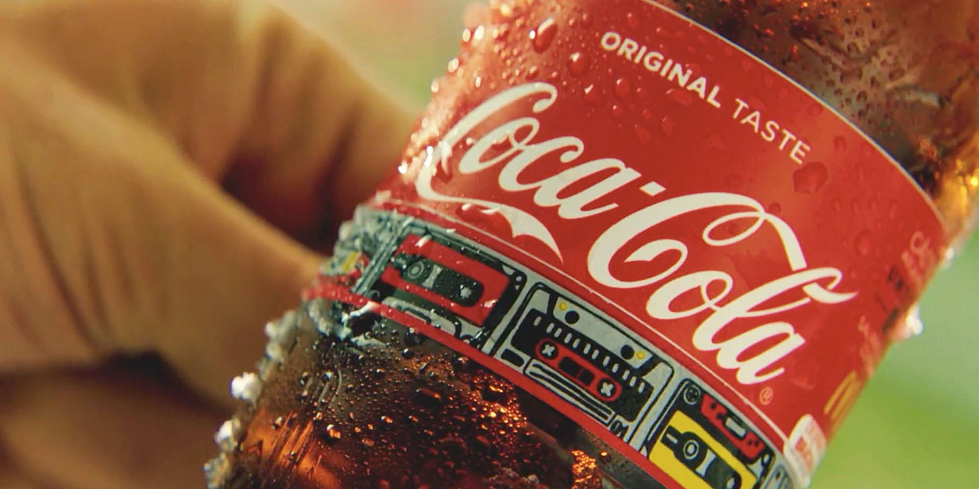 Coca-Cola fait le buzz en Roumanie