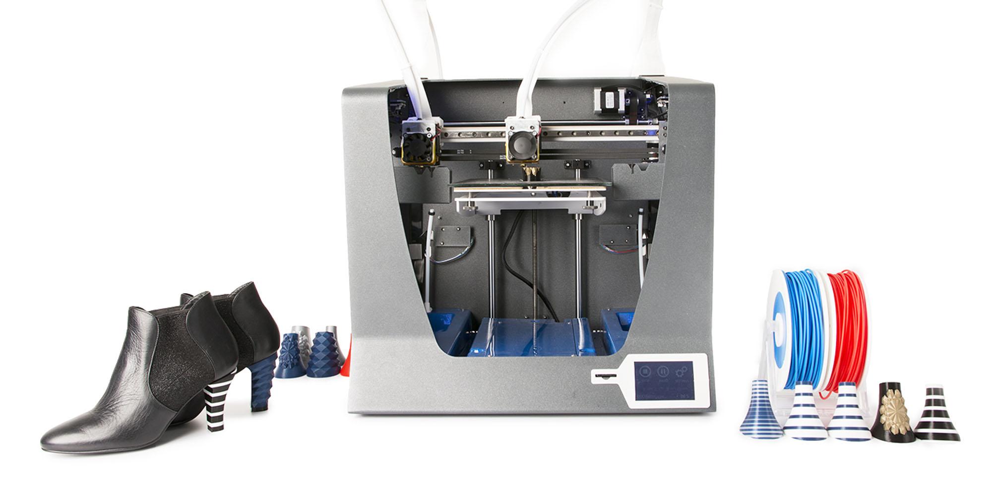Eram imprime des talons en 3D