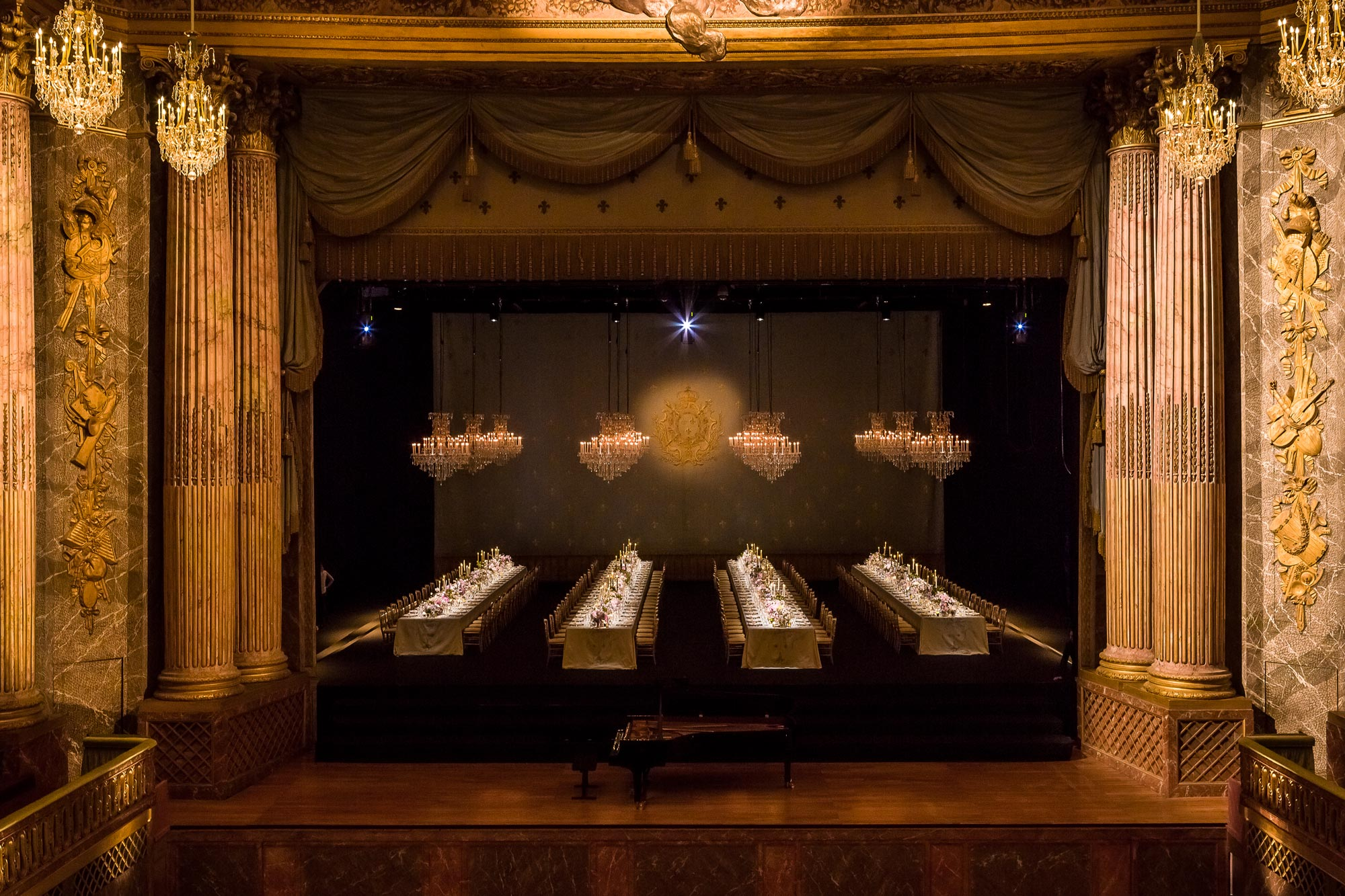 Dior Versailles Grand témoins