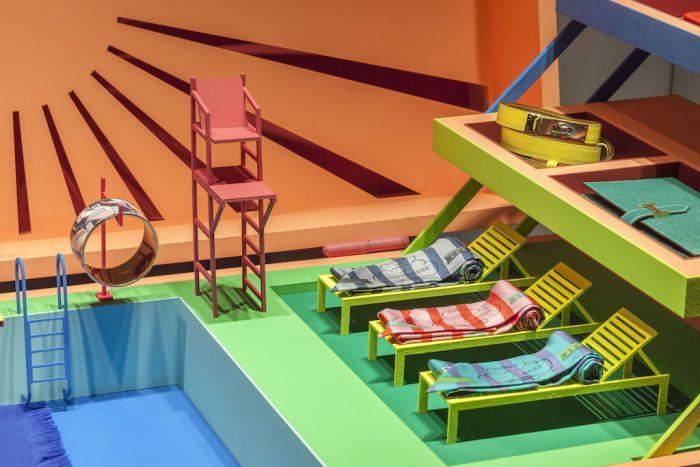 Le studio néerlandais de Noa Verhostad