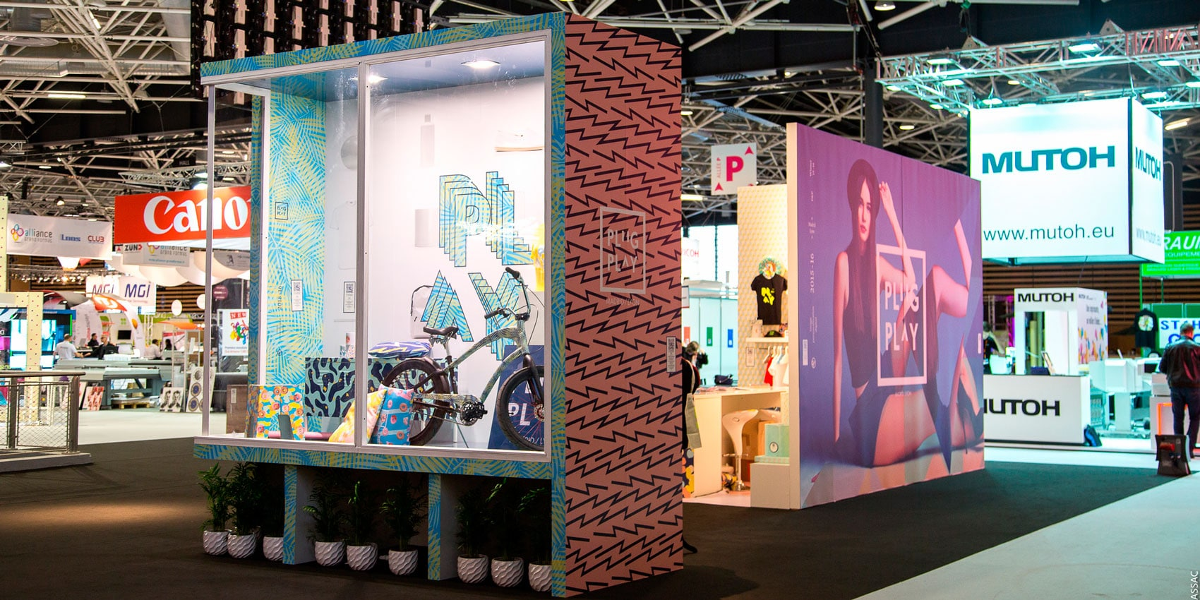 C print le salon qui fait forte impression ic lemag - Salon a paris en ce moment ...
