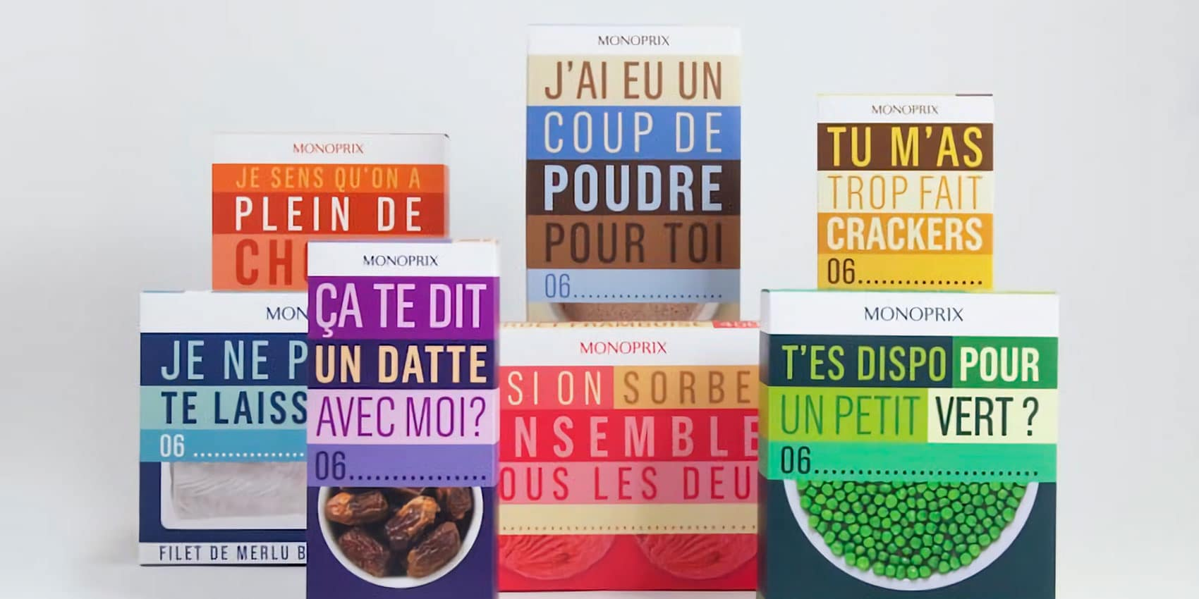 Packaging Monoprix