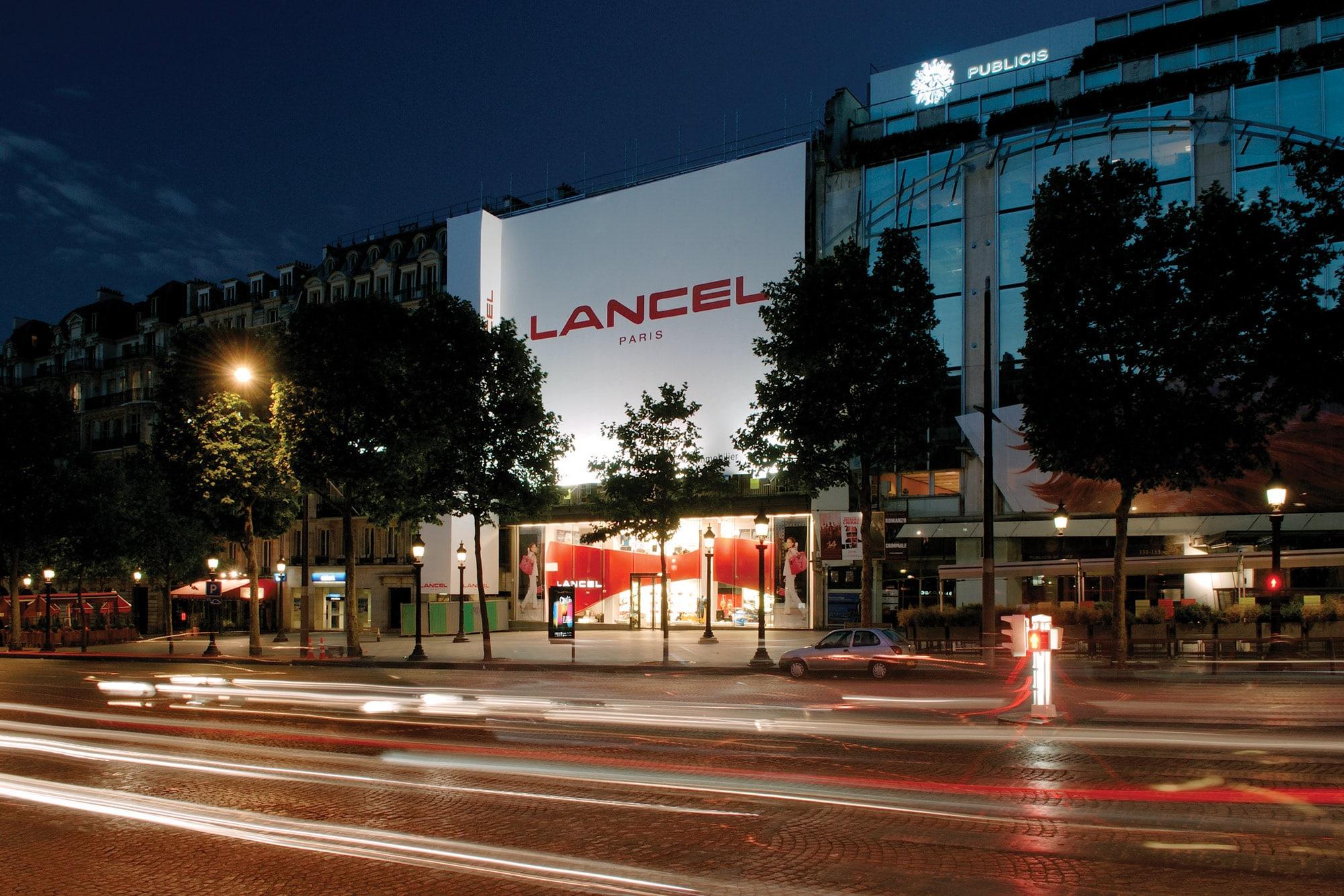 Publicité Lancel © Art Boulevard