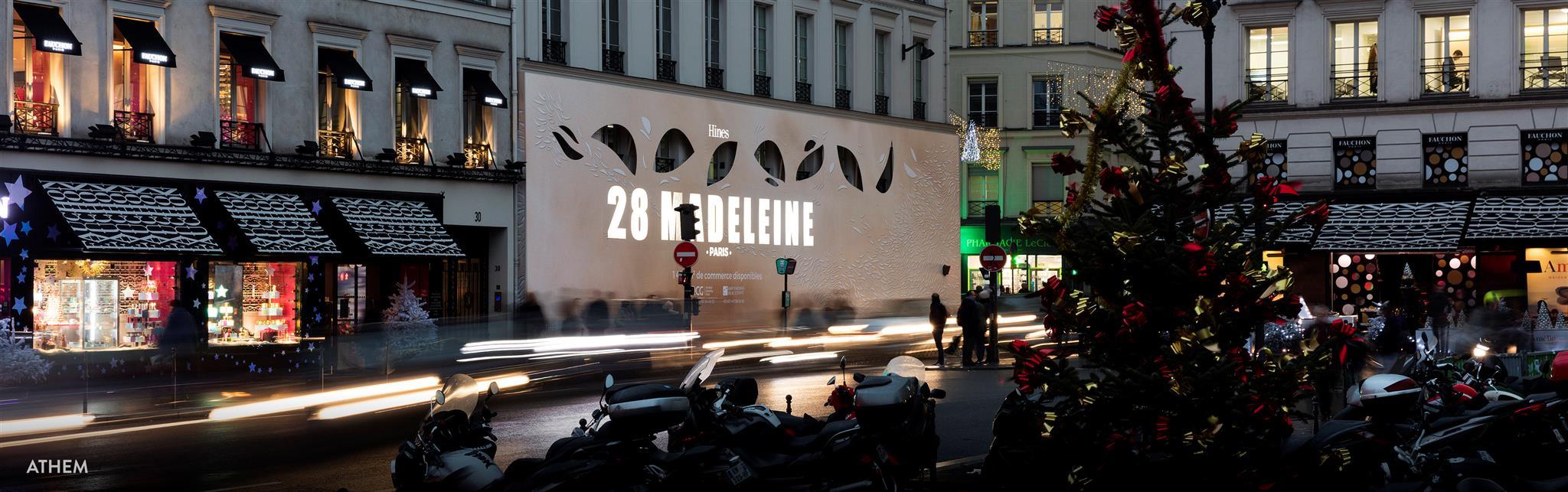 Hines Madeleine 2017-2018