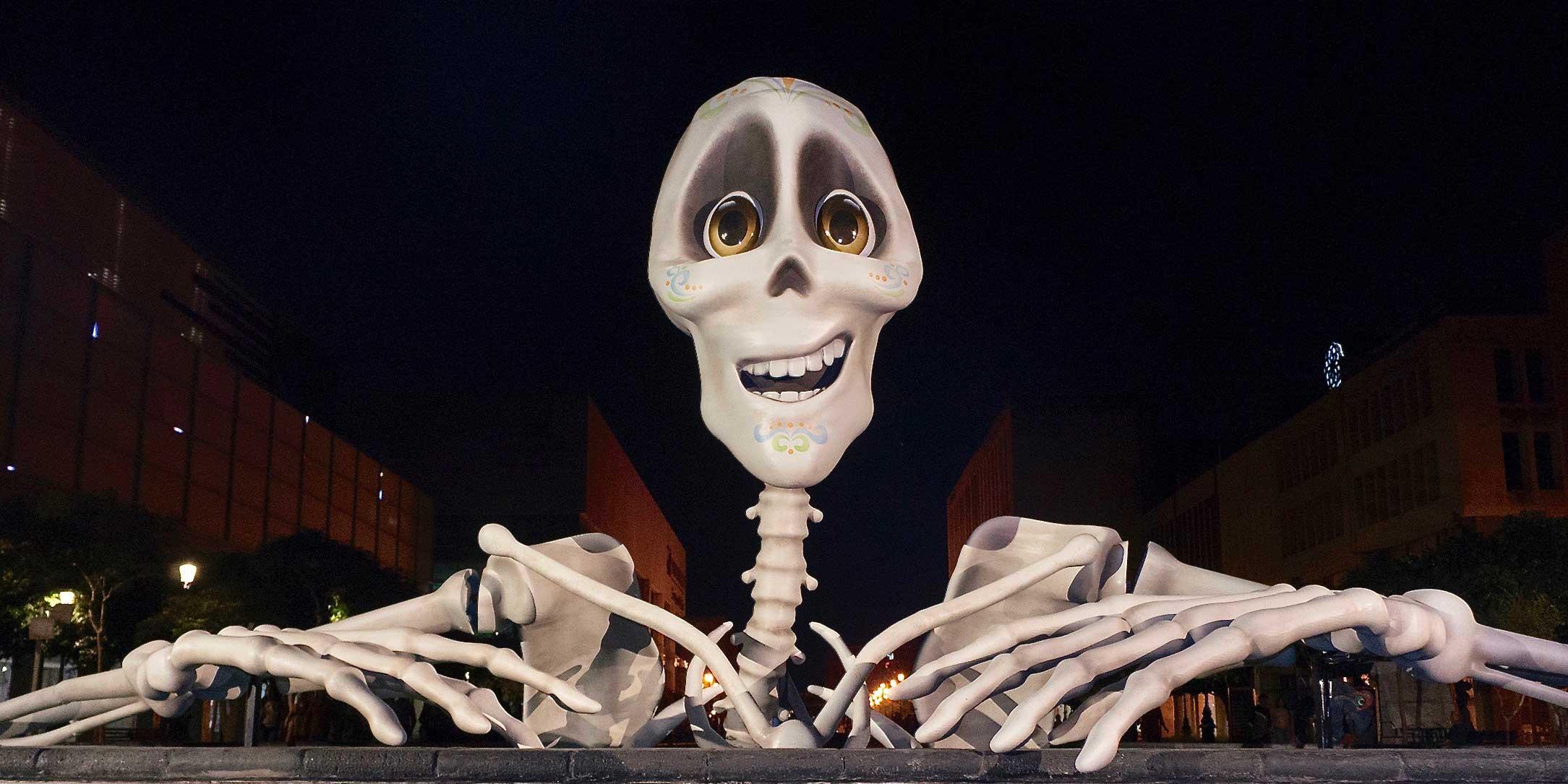 Squelette de Guadalajara en impression 3D
