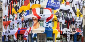 Dior avenue Montaigne women empowerment