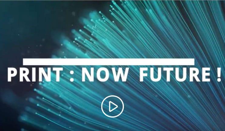 PRINT : NO(W) FUTURE !