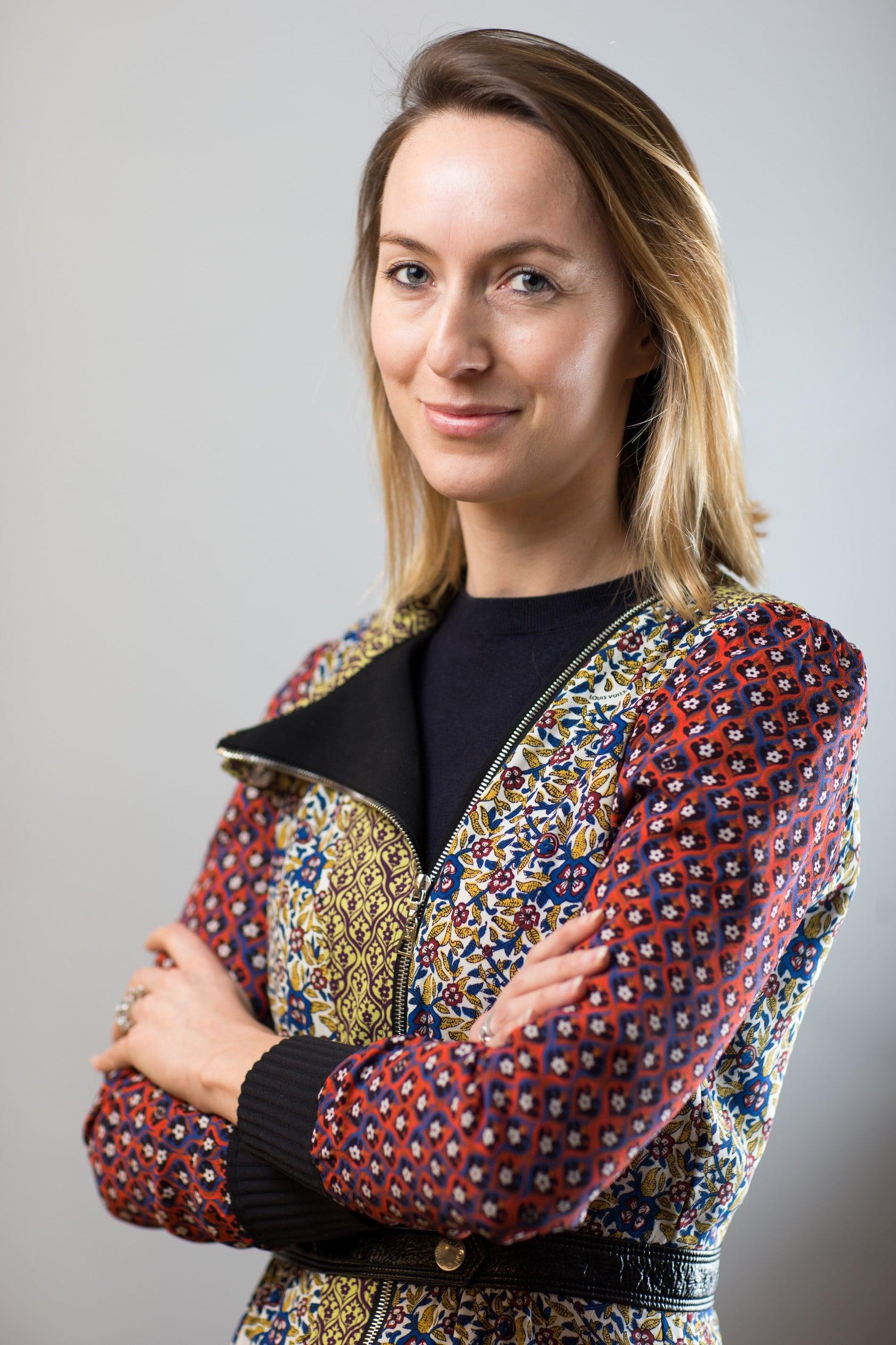 Jennifer Cuvillier Directrice Bureau Style Le Bon Marche Rive Gauche