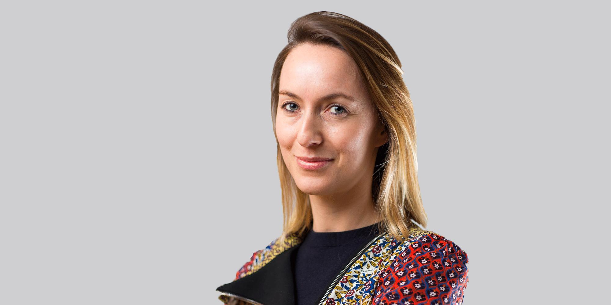 Jennifer Cuvillier (Directrice du bureau de style - Le Bon Marché)