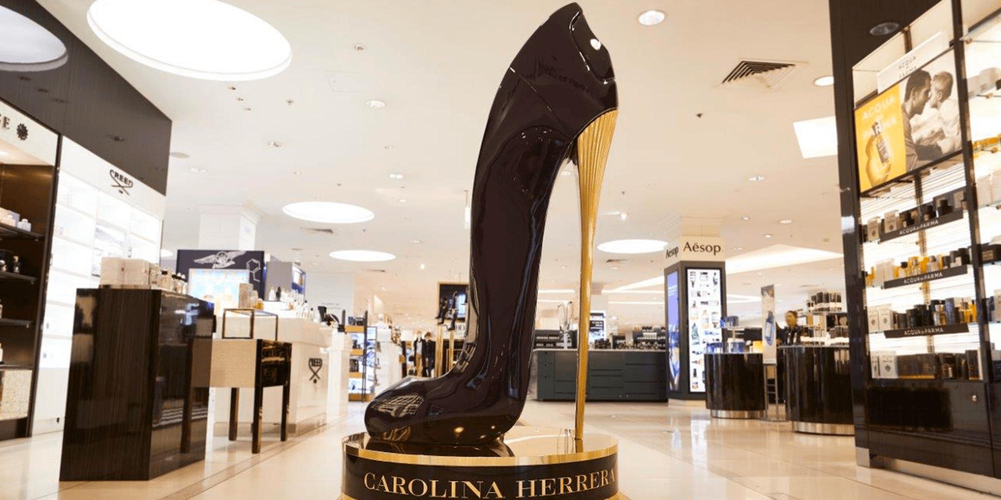 Carolina Herrera impression 3D