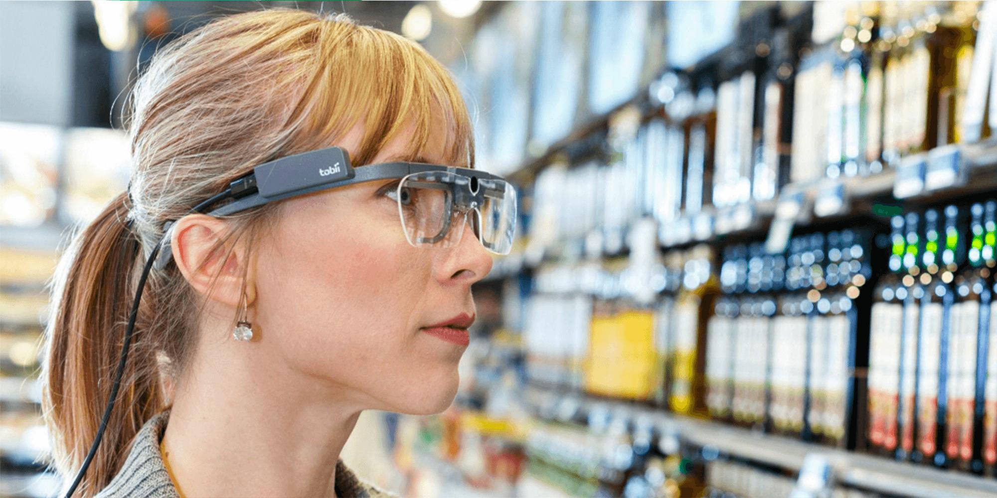 Eye tracking : le ROI du packaging