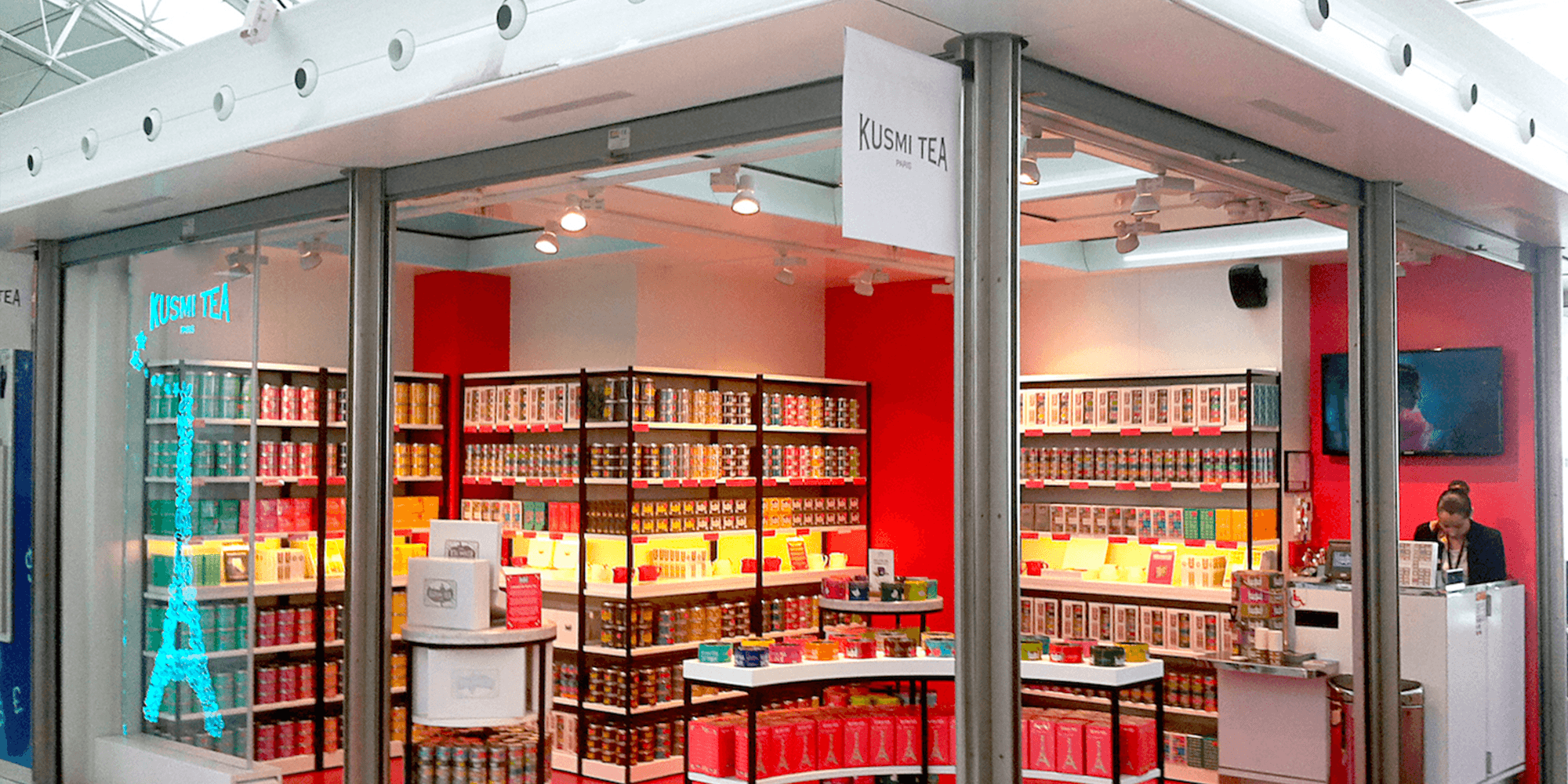 Retail design : l'impression numérique imprime sa marque en boutique