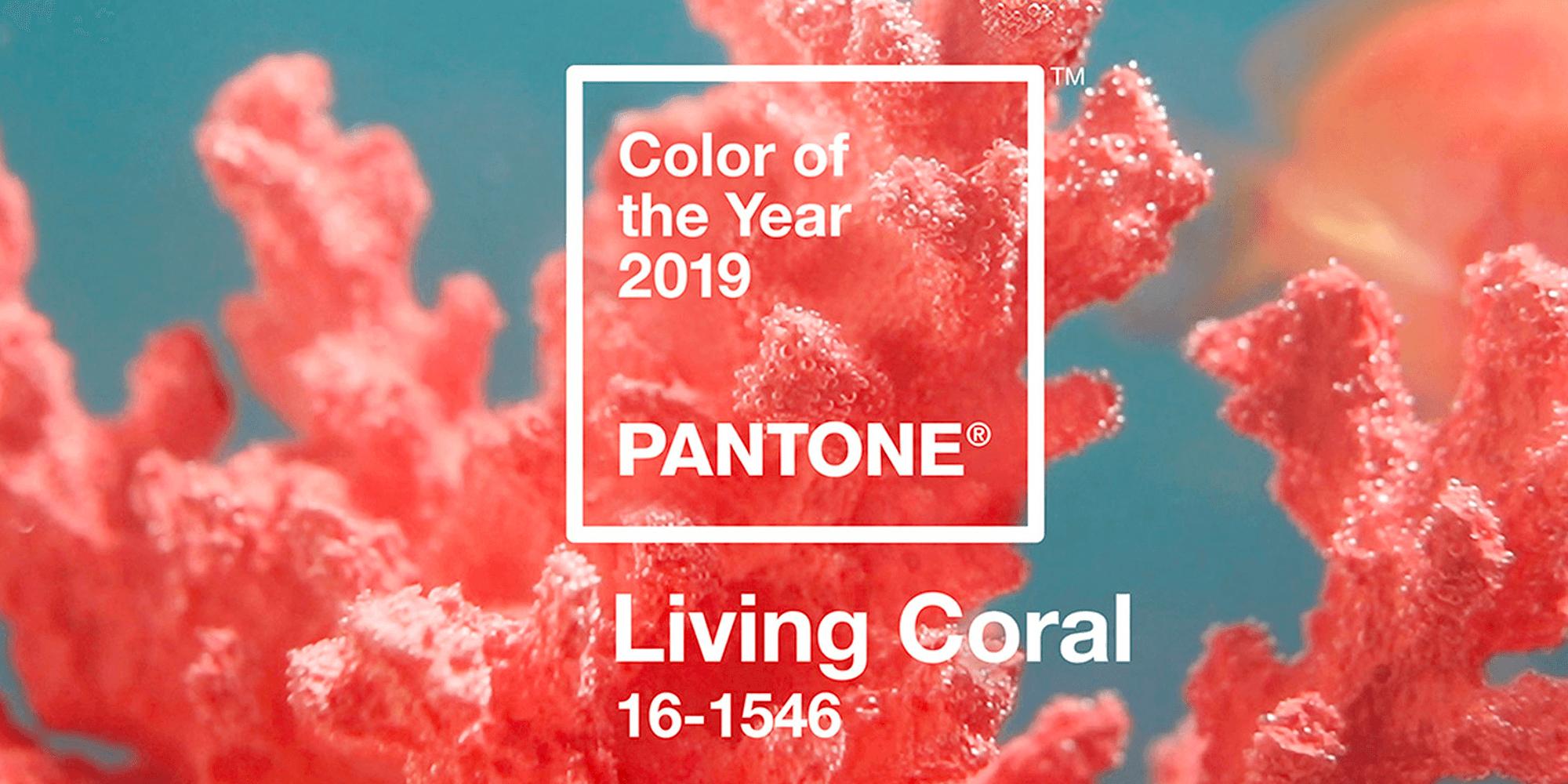 Couleur Pantone De L Année 2017 et les couleurs de l'année sont - ic lemag