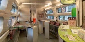 SNCF Milan mort de Leonard de Vinci