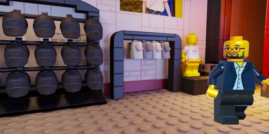 Lego Kabooki Réalité Augmentée