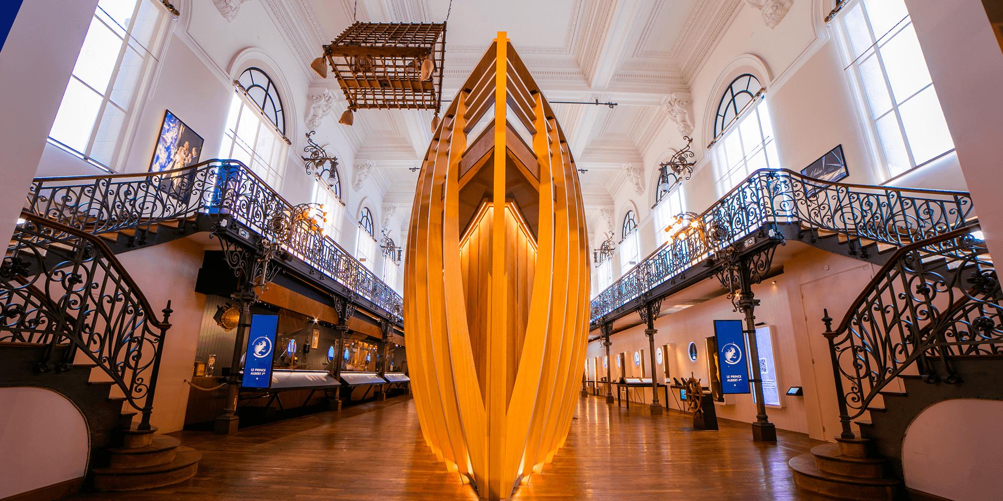 Musée océanographique Monaco 4