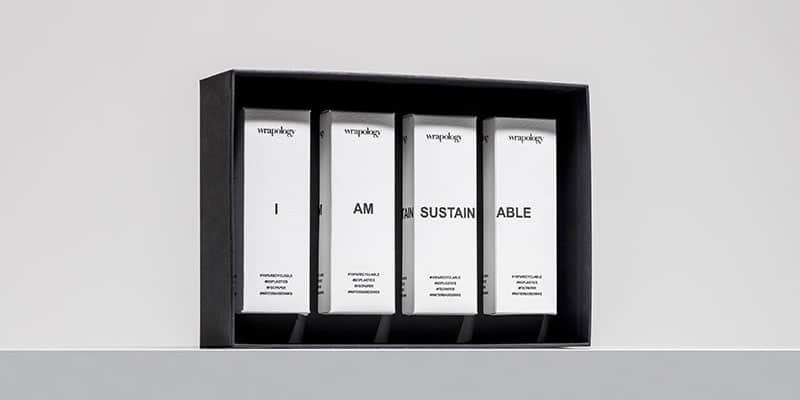 Wrapology I am sustainable