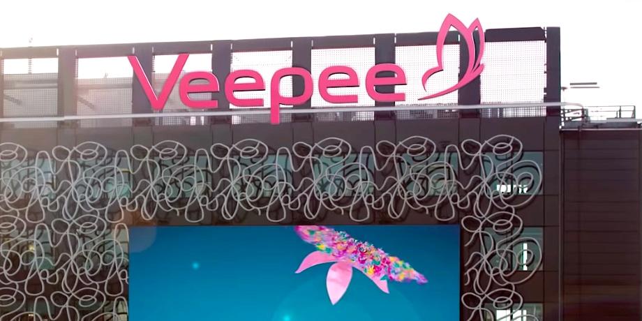L'enseigniste Exo Signs a réalisé les nouvelles enseignes du groupe Veepee.