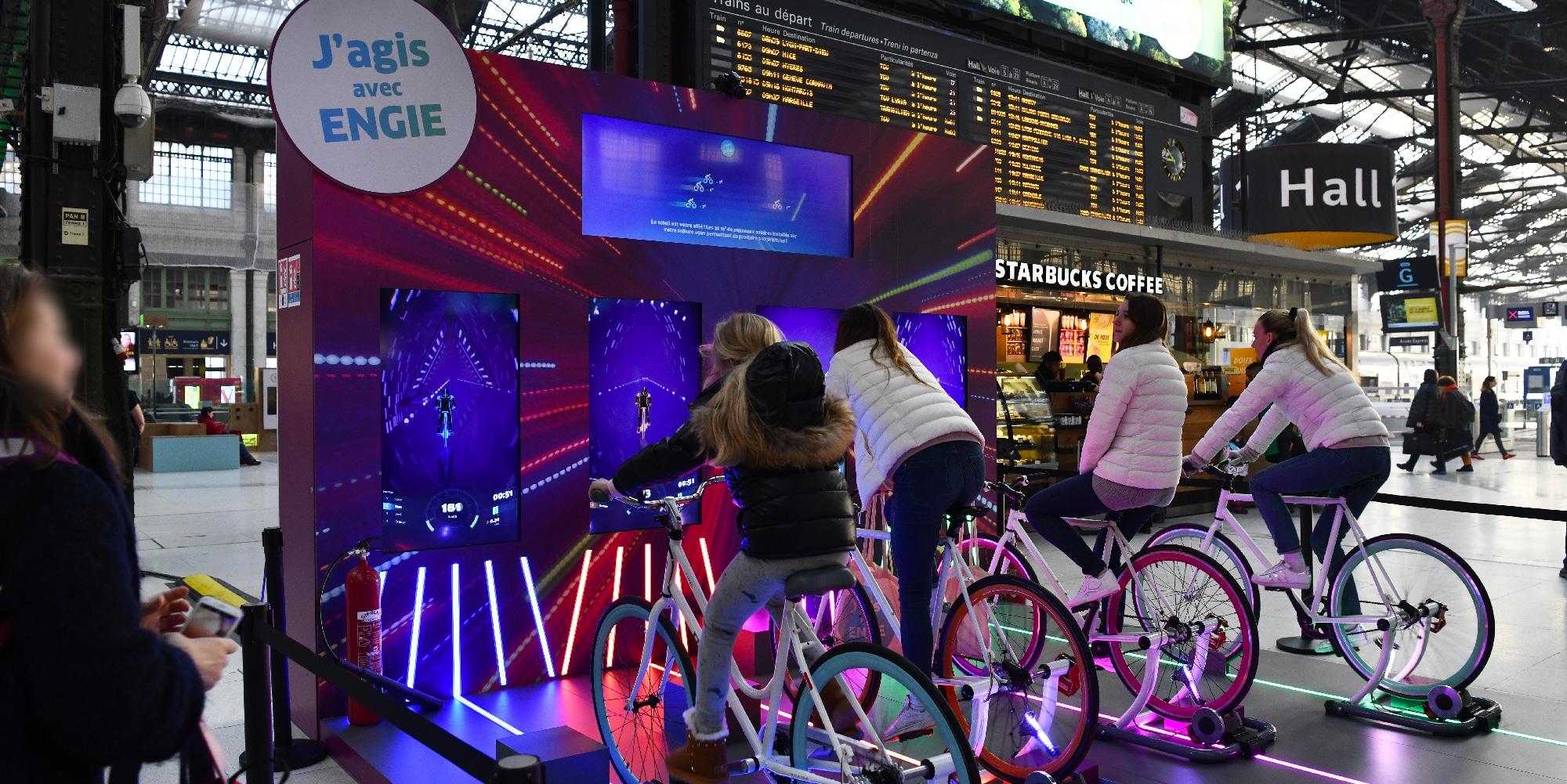 Mediatransports est la régie publicitaire leader de la communication au sein des transports publics.