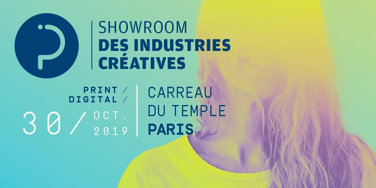 Pour sa 3e édition, le Showroom des Industries Créatives s'installe au Carreau du Temple, le 30 octobre prochain.