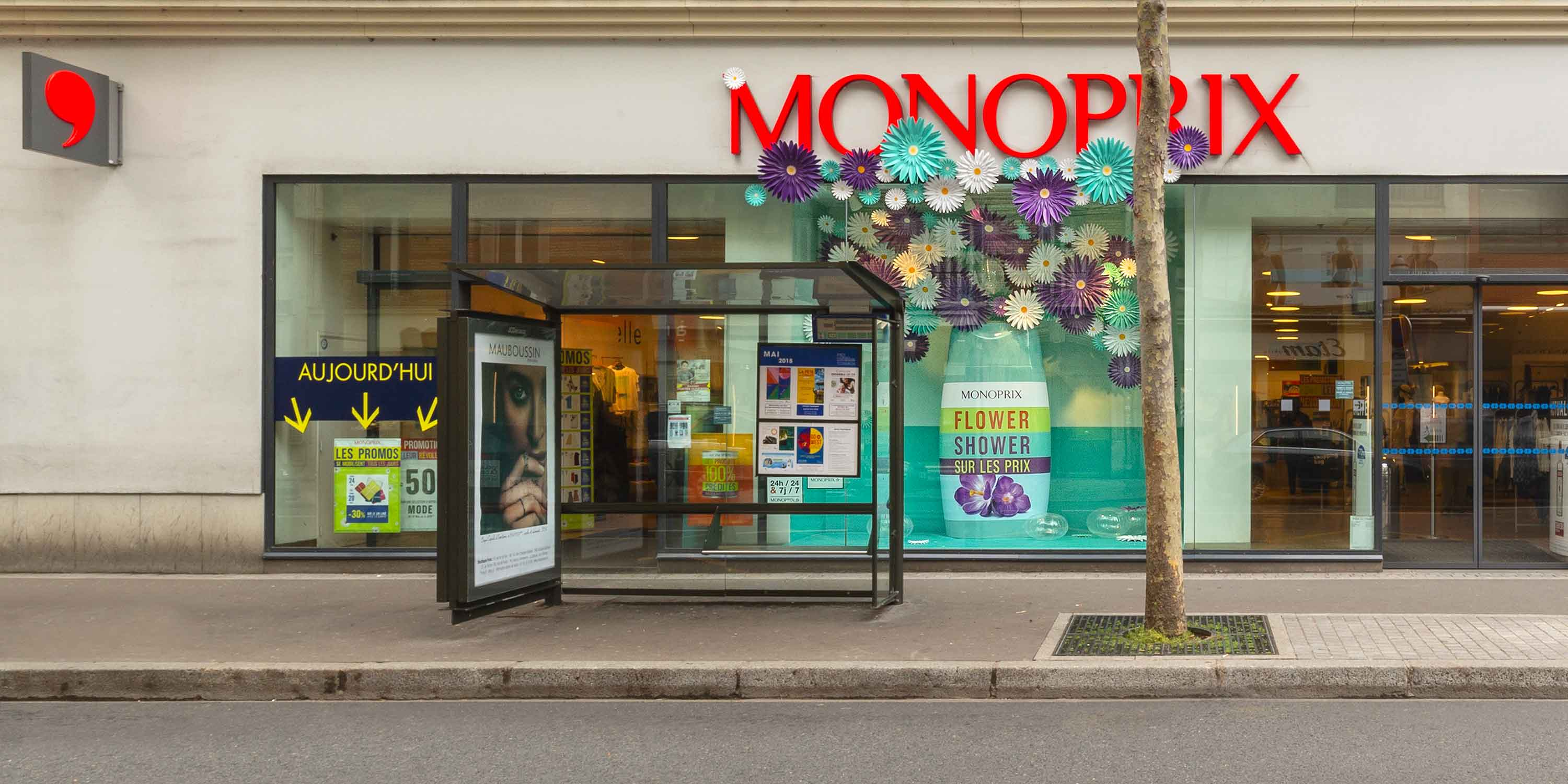 Monoprix-Flower-Shower_Une